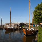 Bodstedter Hafen